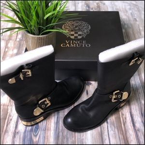 VINCE CAMUTO WINCHELL – MOTO BOOT